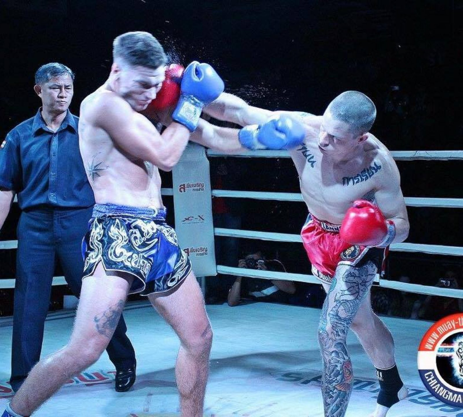 Chiang Mai Stadium Championship Fight