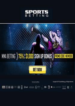 Sportsbetting.ag MMA Screen Shot