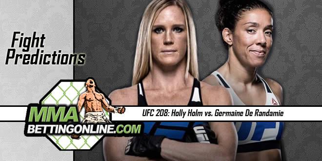 UFC 208 Predictions