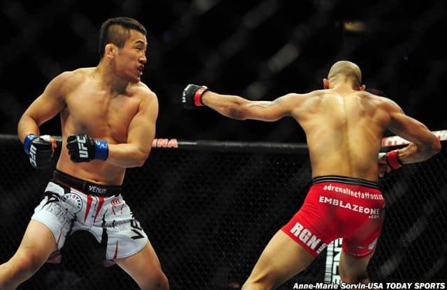 UFC Fighter Tae Hyun Bang