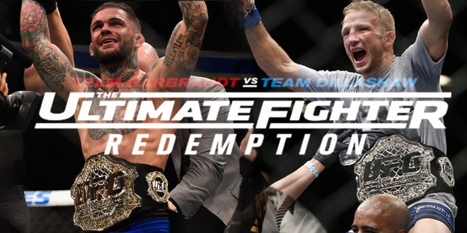 Ultimate Fighter Redemption